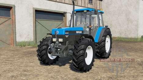 New Holland 40-series para Farming Simulator 2017