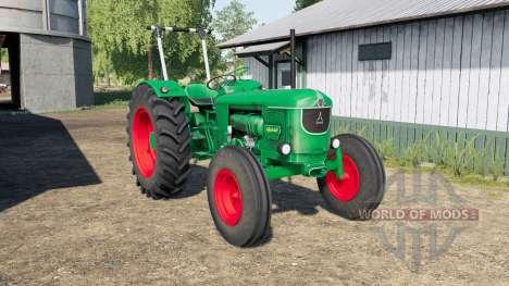Deutz D 8005 A para Farming Simulator 2017