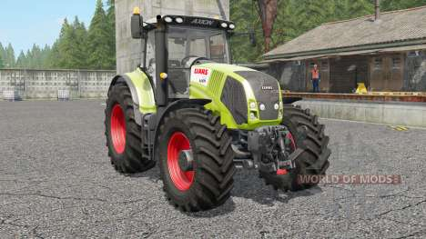Claas Axion 800 para Farming Simulator 2017