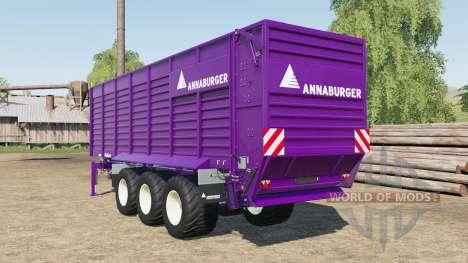 Annaburger FieldLiner HTS 31.06 para Farming Simulator 2017