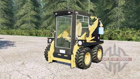 ZTS UNC-060 para Farming Simulator 2017