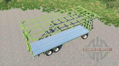 Fliegl DPW 210 para Farming Simulator 2017
