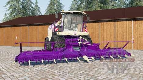 Krone BiG X 1180 para Farming Simulator 2017