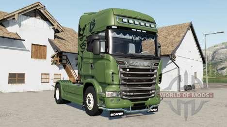 Scania R730 para Farming Simulator 2017