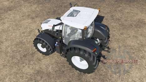 Steyr Profi 4000 CVT para Farming Simulator 2017