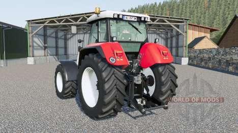 Steyr 6000 CVT para Farming Simulator 2017