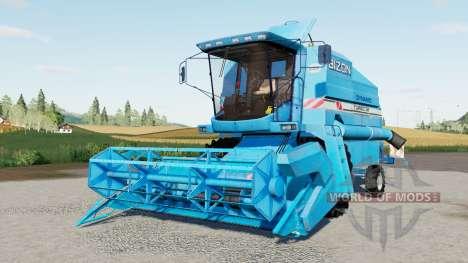 Bizon Dynamic Z115 Turbo 3B para Farming Simulator 2017