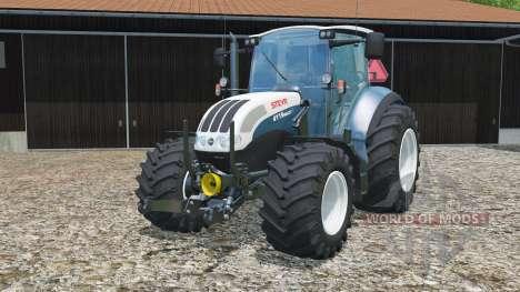 Steyr 4115 Multi para Farming Simulator 2015