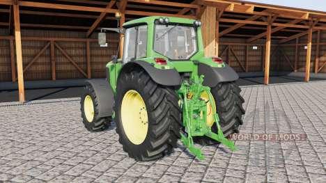 John Deere 6020-series para Farming Simulator 2017