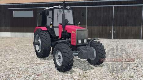 MTZ-1221.2 Bielorrússia para Farming Simulator 2015