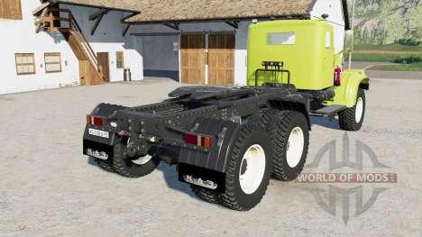 KrAZ-258Б para Farming Simulator 2017