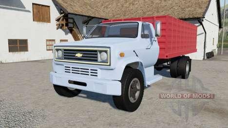 Chevrolet C70 1977 para Farming Simulator 2017
