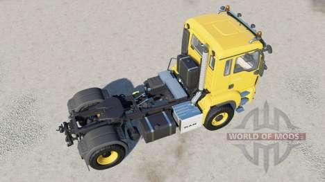 MAN TGS 18.500 para Farming Simulator 2017