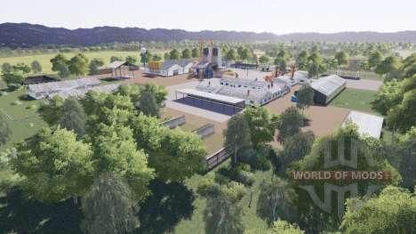 Ostermelo Tsz v5.0 para Farming Simulator 2017