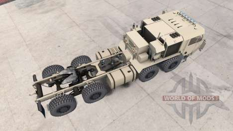 Oshkosh Hemtt (M983A4) para American Truck Simulator