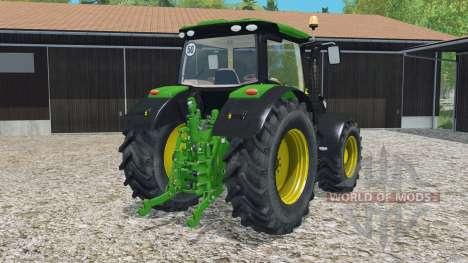 John Deere 6R-series para Farming Simulator 2015