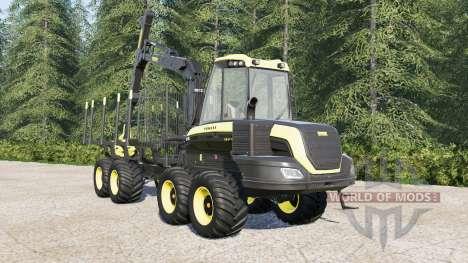 Ponsse Buffalo para Farming Simulator 2017