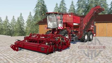 Holmer Terra Dos T4-40 multifruit para Farming Simulator 2017