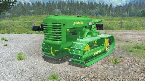 John Deere BO para Farming Simulator 2013