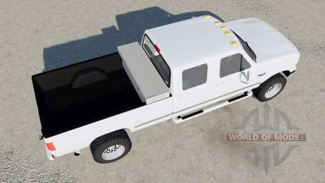 Ford F-350 Powerstroke XLT Crew Cab 1996 para Farming Simulator 2017