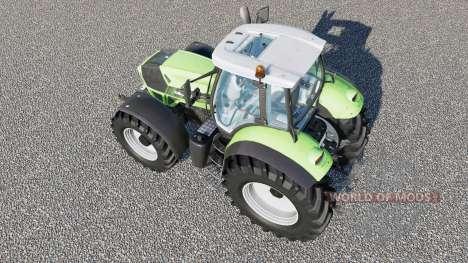 Deutz-Fahr Agrotron X 700 para Farming Simulator 2017