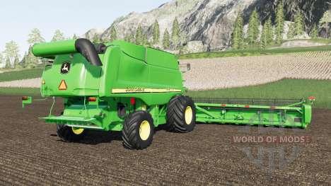John Deere 9880i STS para Farming Simulator 2017