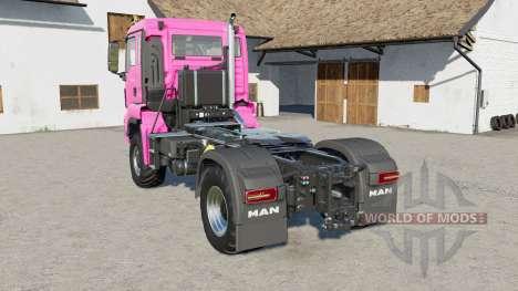 MAN TGS para Farming Simulator 2017