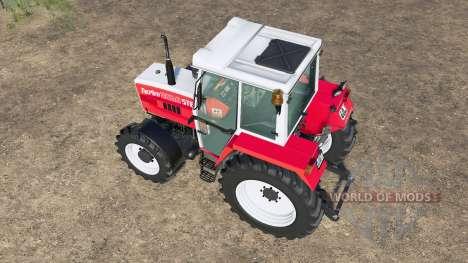 Steyr 8090A Turbo para Farming Simulator 2017