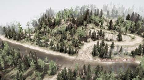 Lago para Spintires MudRunner