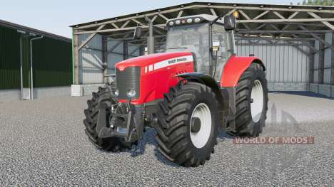 Massey Ferguson 7400-series para Farming Simulator 2017