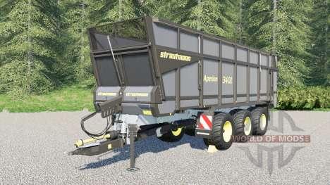 Strautmann Aperion 3401 para Farming Simulator 2017