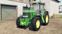 A John Deere 6530〡6630〡6830〡6930 Premium para Farming Simulator 2017