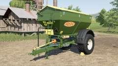 Bredal K105 & K16ⴝ para Farming Simulator 2017