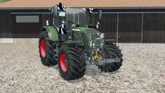 Fendt 718 Variø para Farming Simulator 2015