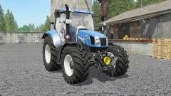 A New Holland T6.140 & Ƭ6.160 para Farming Simulator 2017