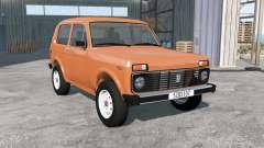 VAZ-2121 Niva 1992 para BeamNG Drive