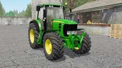 A John Deere 7430 & 7530 Premiuᵯ para Farming Simulator 2017