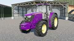 A John Deere 6135M〡6145M〡6155Ⰼ para Farming Simulator 2017