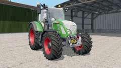 Fendt 714〡716〡718〡720〡722〡724 Variø para Farming Simulator 2017