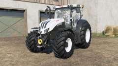 Steyr Profi 4115 & 4145 CVT para Farming Simulator 2017
