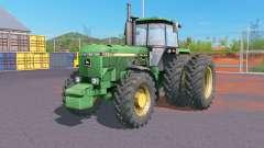 John Deere 4000-series para Farming Simulator 2017