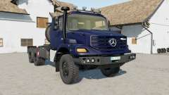 Mercedes-Benz Zetros 3643 6x6 para Farming Simulator 2017