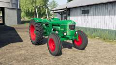 Deutz D 800ⴝ Um para Farming Simulator 2017