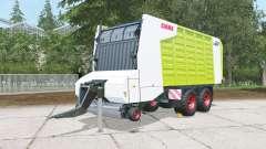 Claas Cargos 9500 tandem para Farming Simulator 2015