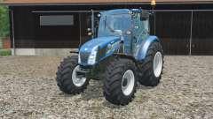 A New Holland TꝜ.65 para Farming Simulator 2015