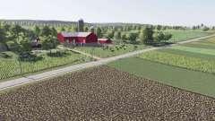 Autumn Oaks v2.0 para Farming Simulator 2017