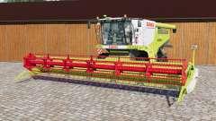 Claas Lexioᵰ 770 para Farming Simulator 2017