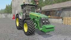 John Deere 8320R & 8370R para Farming Simulator 2017