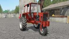 MTZ-80 Беларуꞔ para Farming Simulator 2017