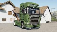 Scania R7ろ0 para Farming Simulator 2017